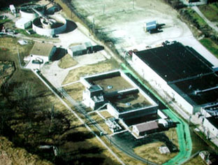 Cumberland Water Pollution Facility