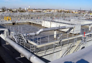Felix C. Davis WWTP Improvements
