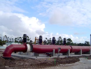 Eastern Regional Reclaimed Water Distribution Project