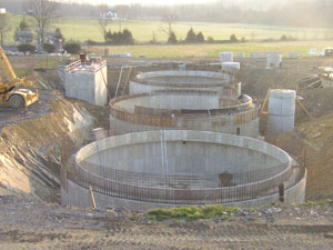 Fishersville Wastewater Treatment Facilities Upgrade
