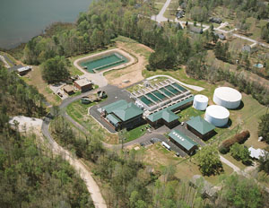 W.J. Hooper Water Production Plant Improvements - Phase II