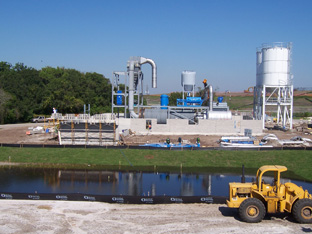 Southeast Water Reclamation Facility - Biosolids Dryer System