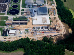 Neuse River Wastewater Treatment Plant