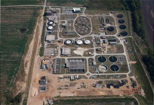Columbia Influent Pump Station and Preliminary Treatment Facility