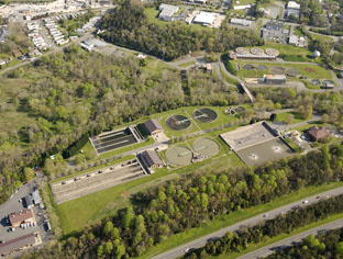 Moores Creek Wastewater Treatment Plant Nutrient Removal Improvements