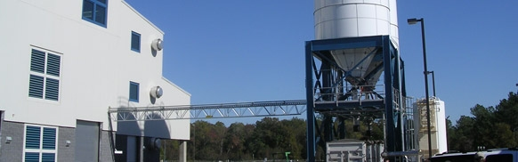 South Cary Thermal Biosolids Management Facility